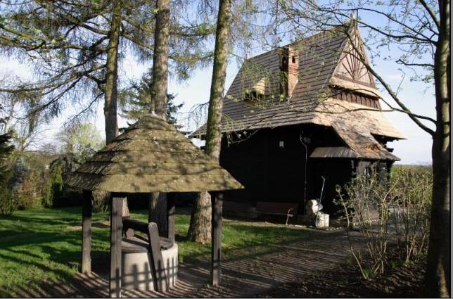 Chatka Żeromskiego - muzeum poety